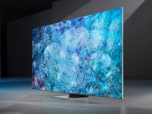 "2021 m. ""Samsung Neo QLED"" televizoriai"