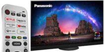 """""""Panasonic"""" televizorių serija 2021 m"""