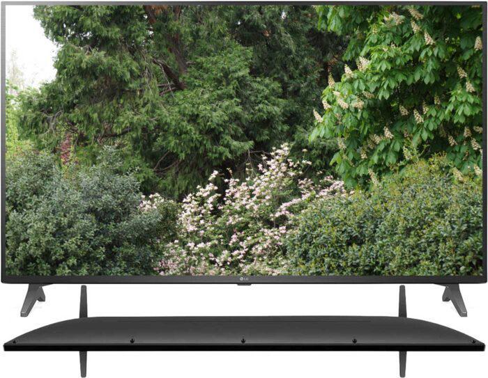 LG 55UP7600 UHD 4K up view