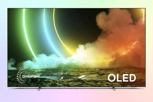 Philips OLED706 apzvalga ir jo skirtumai nuo OLED806 ir OLED705